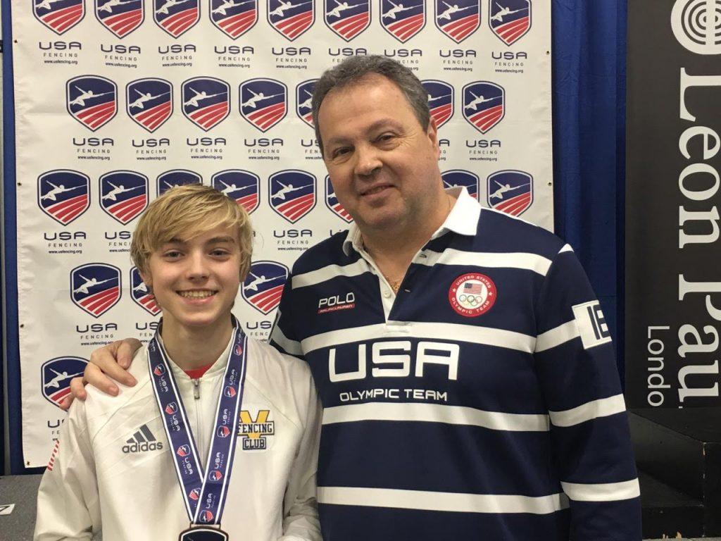 Jack Woods Bronze Medal